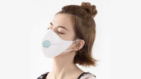 "xiaomi mijia airpop light 360 "" fit haze masks"