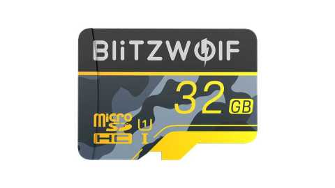 blitzwolf bw-tf3 memory card