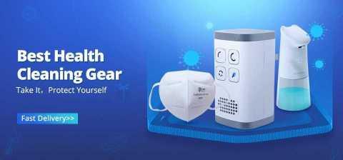 Corona Protection Supplies - Coronavirus Protection Supplies / The Best Health Cleaning Supplies Banggood Promotion