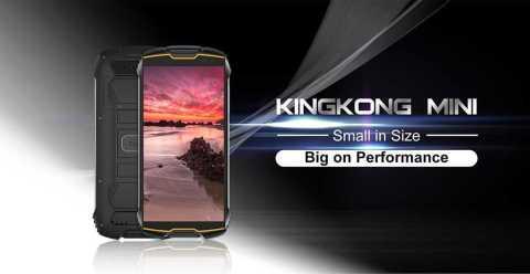 Cubot KINGKONG MINI - Cubot KINGKONG MINI Gearbest Coupon Promo Code [3+32GB]