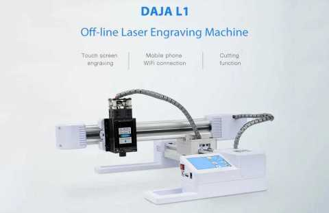 DAJA L1 - DAJA L1 Off-line Laser Engraving Machine Gearbest Coupon Promo Code