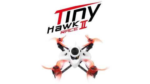 emax tinyhawk ii race 90mm 2s fpv racing rc drone