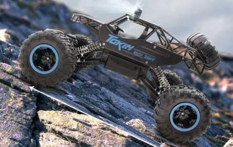 flytec 8860 1:12 4wd rc climbing car