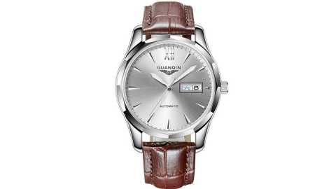 GUANQIN GJ16034 - GUANQIN GJ16034 Men Mechanical Watch Banggood Coupon Promo Code