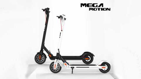 Mega Motion Electronic Scooter - Mega Motion Electronic Scooter Gearbest Coupon Promo Code [Germany Warehouse]