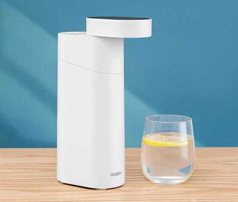 xiaomi rosou portable instant heating water dispenser