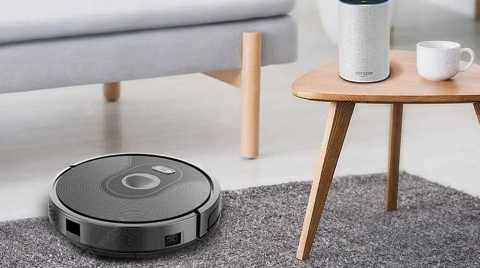 ABIR X6 Robot Vacuum - ABIR X6 Robot Vacuum Cleaner Gearbest Coupon Promo Code [EU Warehouse]