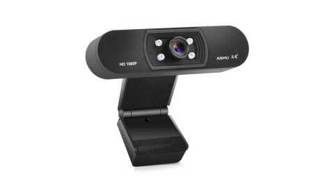 ASHU H800 - ASHU H800 HD 1080P Widescreen Webcam Banggood Coupon Promo Code