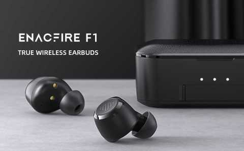 ENACFIRE F1 - ENACFIRE F1 True Wireless Earbuds Amazon Coupon Promo Code