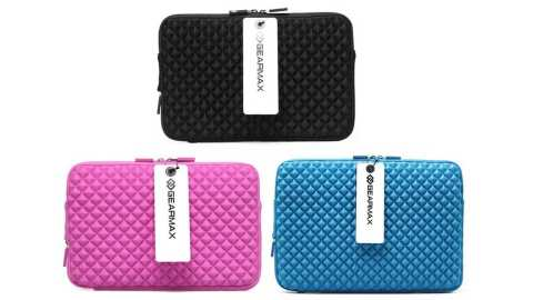 GearMax Diamond Notebook Bag - GearMax Diamond 11.6/13.3/15.4 Notebook Bag Banggood Coupon Promo Code