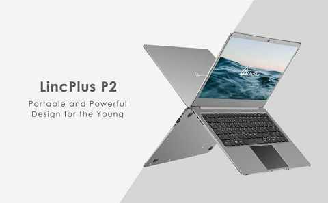 LincPlus P2 - LincPlus P2 14 inch Laptop Gearbest Coupon Promo Code [4+32GB] [Germany Warehouse]