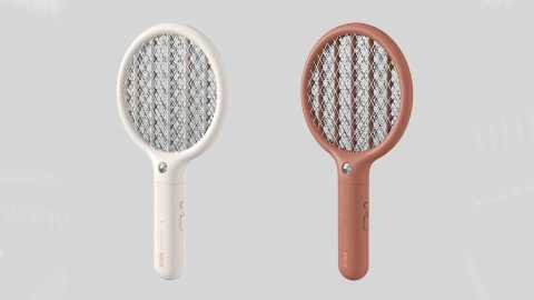 Sothing Portable Mini USB Electric Mosquito Swatter - Xiaomi Sothing Portable Electric Mosquito Swatter Banggood Coupon Code [Czech Warehouse]