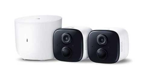 TP Link Kasa 2 - TP-Link Kasa Spot Wire-Free Camera 2-Camera System Amazon Coupon Promo Code