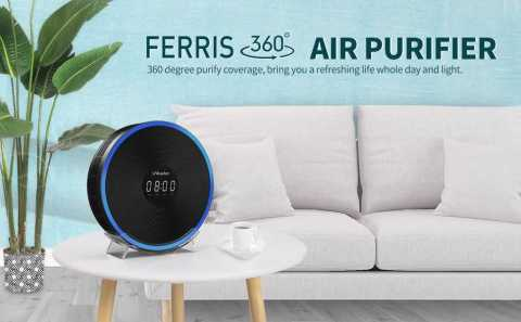 UNbeaten Ferris 360 Air Purifiers - UNbeaten Ferris 360 Air Purifiers Amazon Coupon Promo Code