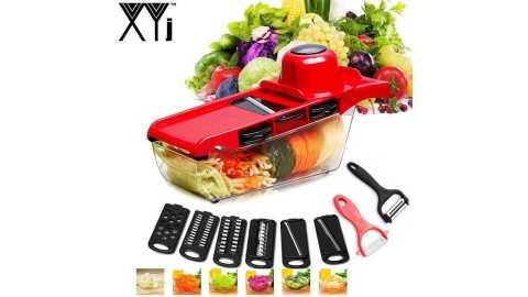 XYJ CCFG8901 - XYJ CCFG8901 Multi-function Vegetable Cutter Banggood Coupon Promo Code
