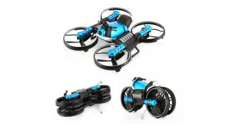 HeHengDa Toys H6 - HeHengDa Toys H6 RC Deformation Drone Motorcycle Banggood Coupon Promo Code
