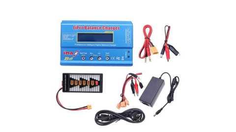 IMax B6 50W - IMax B6 50W 5A Battery Balance Charger Banggood Coupon Promo Code