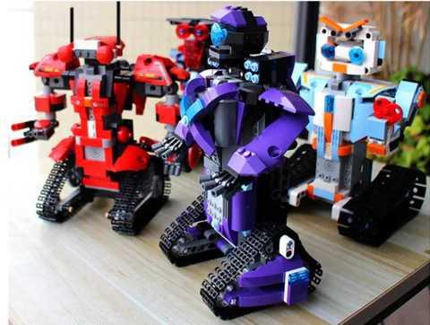 Mofun m1 - Mofun BB13003 DIY Block Programmable Smart RC Robot Banggood Coupon Promo Code