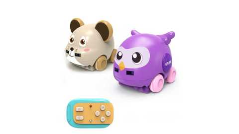 Rockwoo Smart Mouse Owl RC Robot - Rockwoo 1:32 Smart Mouse Owl RC Robot Banggood Coupon Promo Code