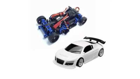 SINOHOBBY Mini Q TR Q5OP BL 1 28 - Sinohobby Mini-Q TR-Q5OP-BL 1/28 Upgrade Brushless Touring/Drift RC Car Banggood Coupon Promo Code