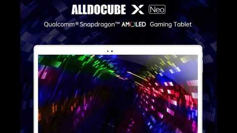 Alldocube X Neo - Alldocube X Neo 4G LTE Tablet Banggood Coupon Promo Code [4+64GB] [Czech Warehouse]