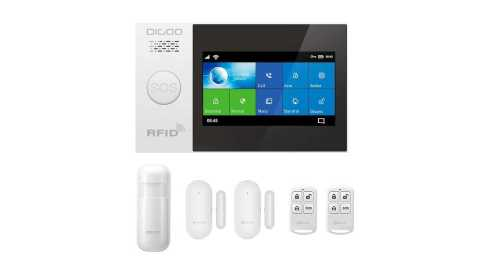 DIGOO DG HAMB 1 - DIGOO DG-HAMB DIY Home Security Alarm System Banggood Coupon Promo Code [Czech Warehouse]