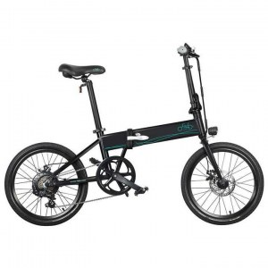 FIIDO D4s Folding Moped Bicycle