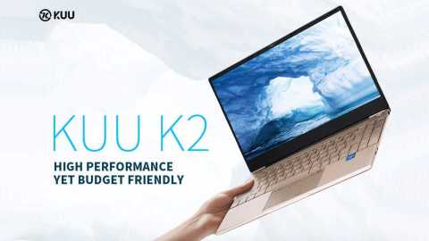 KUU K2 - KUU K2 14.1-inch Notebook Gearbest Coupon Promo Code [J4115 8+256GB] [EU/CN/US]