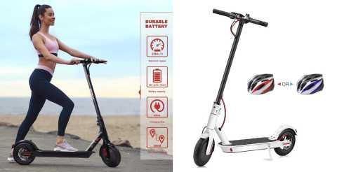 Urban Drift Yonos Electric Scooter - Urban Drift Yonos Electric Scooter Gearbest Coupon Promo Code [USA Warehouse]