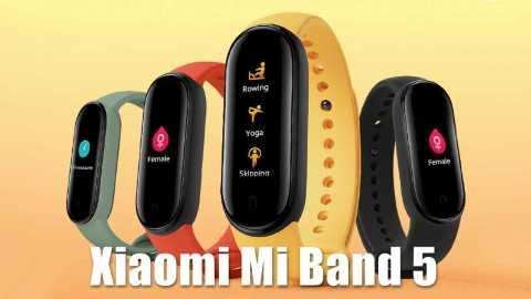 Xiaomi Mi Band 5 thumb - Xiaomi Mi band 5 Banggood Coupon Promo Code [USA Warehouse]