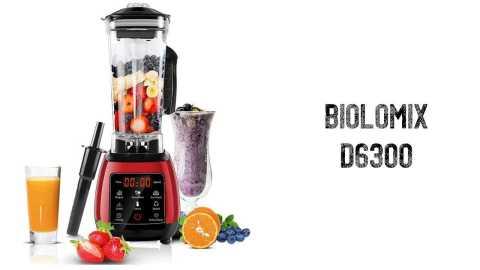 Biolomix D6300 - Biolomix D6300 3HP Blender Mixer Juicer Banggood Coupon Promo Code