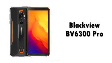 Blackview BV6300 Pro - Blackview BV6300 Pro Banggood Coupon Promo Code [6+128GB] [Spain Warehouse]