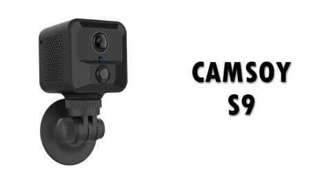 CAMSOY S9 - CAMSOY S9 Mini WIFI IP Camera Banggood Coupon Promo Code
