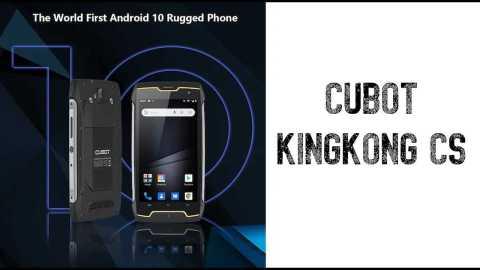 Cubot KingKong CS - Cubot KingKong CS Gearbest Coupon Promo Code [2+16GB]