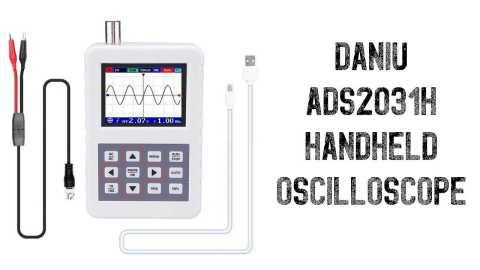 DANIU ADS2031H Oscilloscope - DANIU ADS2031H Handheld Oscilloscope Banggood Coupon Promo Code