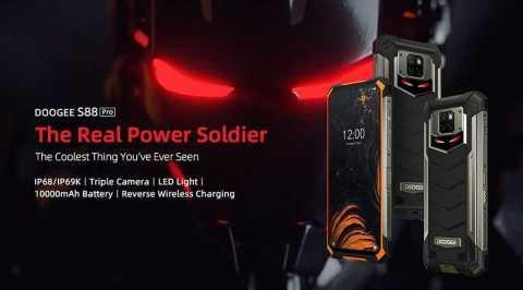 Doogee S88 Pro - Doogee S88 Pro Gearbest Coupon Promo Code [6+128GB]