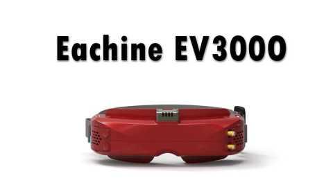 Eachine EV300O - Eachine EV300O OLED HD 3D FPV Goggles Diversity Banggood Coupon Promo Code