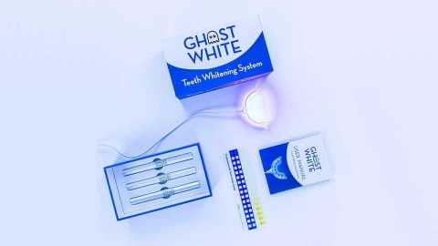 Ghost White - Ghost White Teeth Whitening System Coupon Code