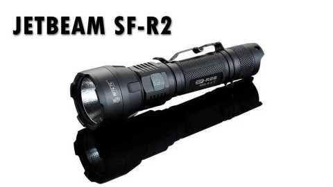 JETBEAM SF R2 - JETBEAM SF-R2 Tactical Flashlight Banggood Coupon Promo Code