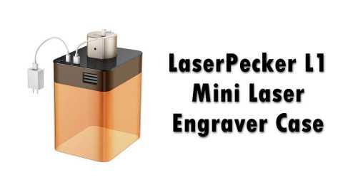 LaserPecker L1 Case - LaserPecker L1 Mini Laser Engraver Case Gearbest Coupon Promo Code