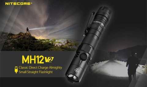 NITECORE MH12 V2 - NITECORE MH12 V2 Flashlight Gearbest Coupon Promo Code