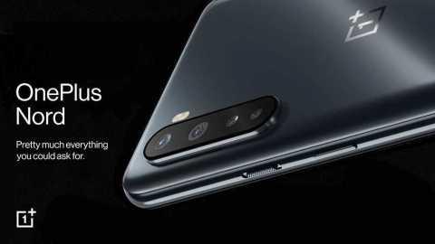 OnePlus Nord - OnePlus Nord Banggood Coupon Promo Code [8+128GB]