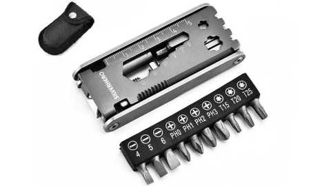 SLIVERHERO 15in1 Multi Function Tool - SLIVERHERO 15 in 1 Multi-Function Tool Banggood Coupon Promo Code