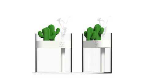 SOTHING 319 Clear Cactus Ultrasonic Air Humidifier - Xiaomi SOTHING 319 Clear Cactus Ultrasonic Air Humidifier Banggood Coupon promo code