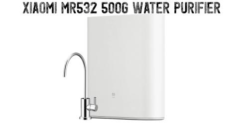 XIAOMI MR532 500G Water Purifier - XIAOMI MR532 500G Water Purifier Banggood Coupon Promo Code [Czech Warehouse]