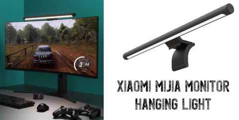 XIAOMI Mijia Monitor Hanging Light - XIAOMI Mijia Monitor Hanging Light Banggood Coupon Promo Code