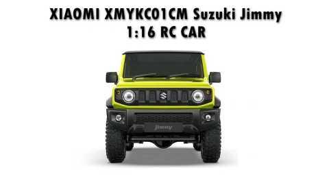 XIAOMI XMYKC01CM Suzuki Jimmy - XIAOMI XMYKC01CM Suzuki Jimmy 1:16 RC Car Banggood Coupon Promo Code