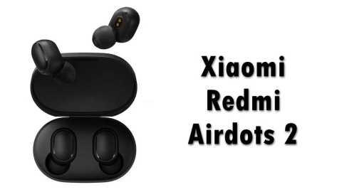 Xiaomi Redmi Airdots 2 - Xiaomi Redmi Airdots 2 TWS bluetooth Earphone Banggood Coupon Promo Code [HK Warehouse]