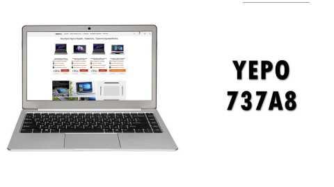 YEPO 737A8 - YEPO 737A8 Laptop Banggood Coupon Promo Code [N4100 8+256GB SSD]