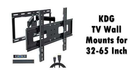kdg TV Wall Mounts - KDG TV Wall Mounts for 32-65 Inch Amazon Coupon Promo Code